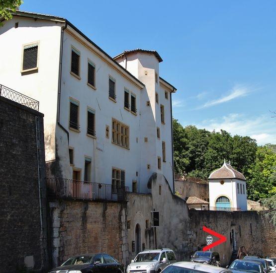 Maison Lorette et chapelle Sainte-Philomène- Lyon