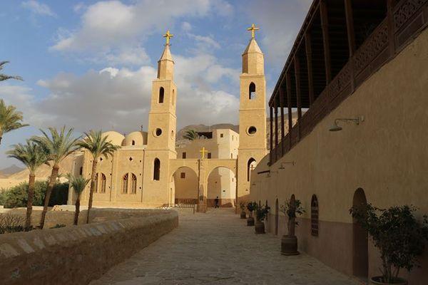 Monastère Saint Antoine 3