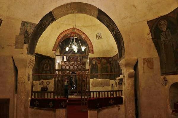 Monastère Saint Antoine 5