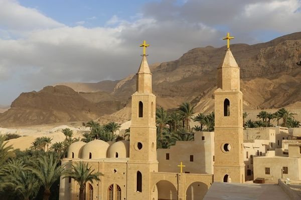Monastère Saint Antoine 7