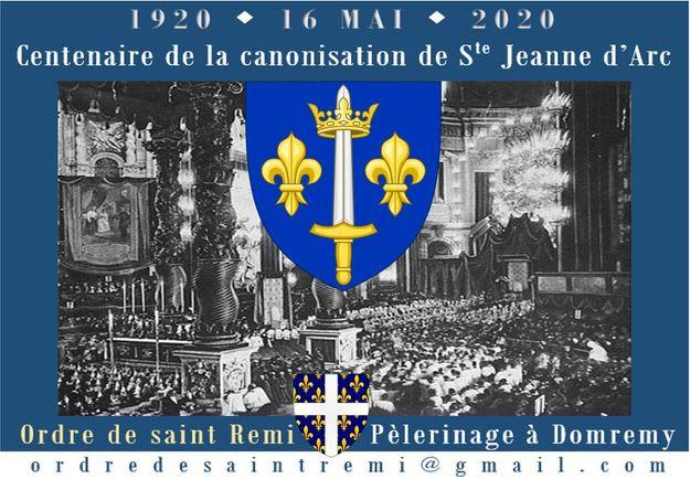 Pèlerinage Donremy mai 2020 - 1