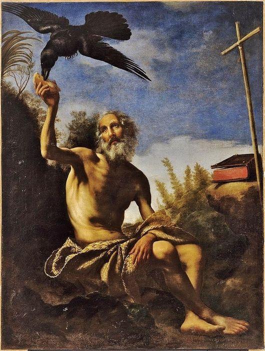Saint Paul ermite - Carlo Dolci