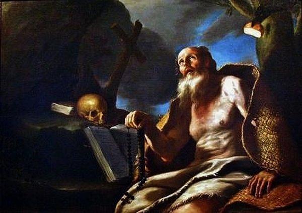 Saint Paul ermite - José de Ribera