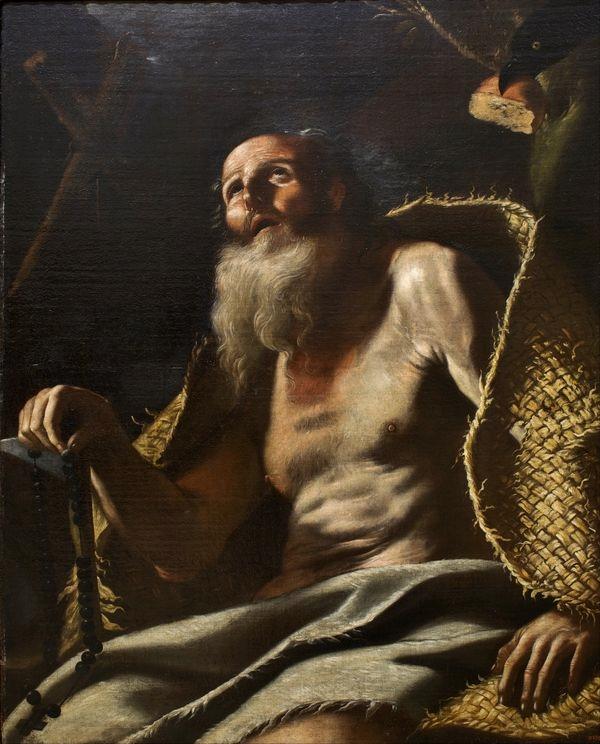 Saint Paul ermite - Mattia Preti