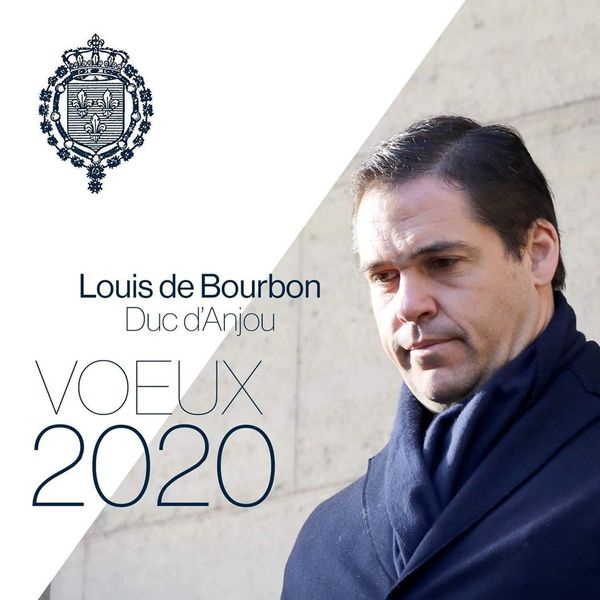 Vœux Louis XX 28 janvier 2020