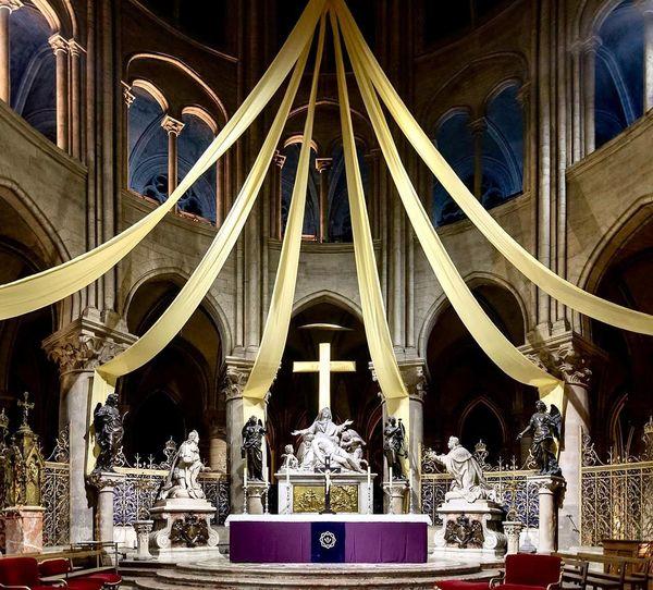Vœu de Louis XIII à Notre-Dame de Paris