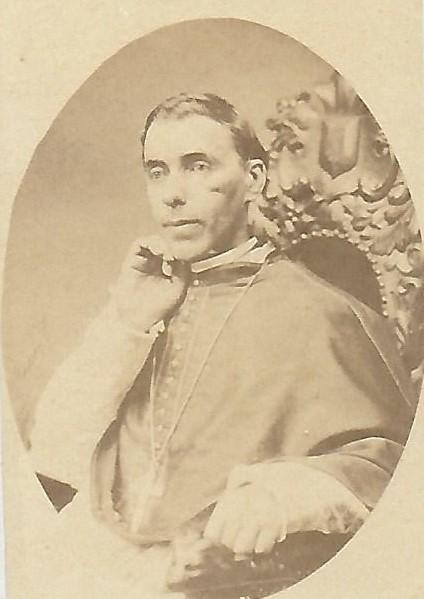 Louis-Gaston de Ségur prêtre