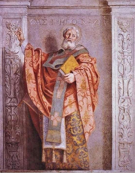 Saint Grégoire de Nazianze - Le Dominiquin