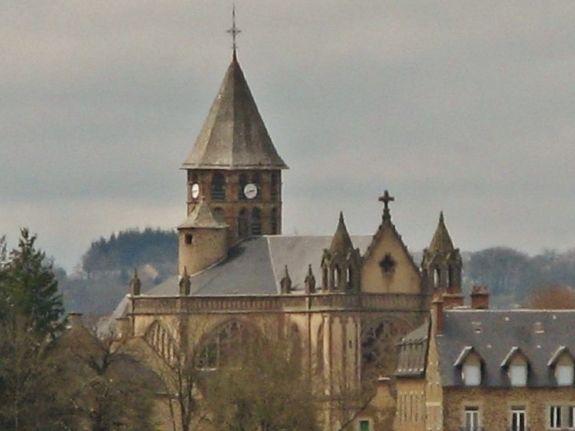 Basilique Notre-Dame de Ceignac - diocèse de Rodez