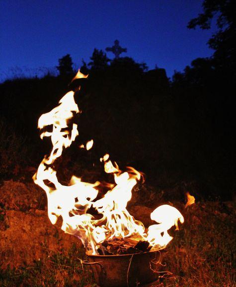 feu de la Saint-Jean 1