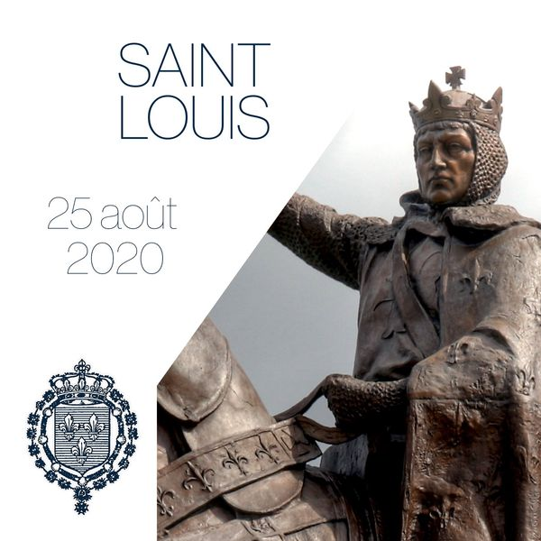 Message pour la Saint-Louis 2020