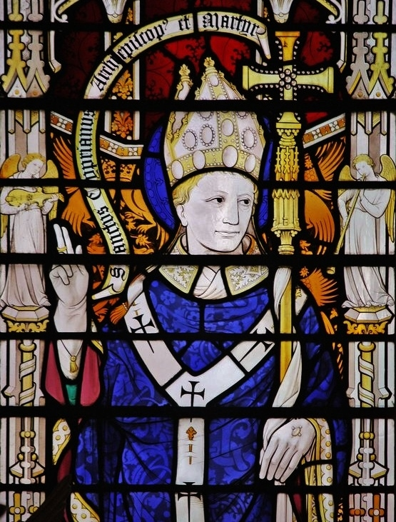 Saint Cyprien de Carthage - Eglise Saint-Cyprien de Londres
