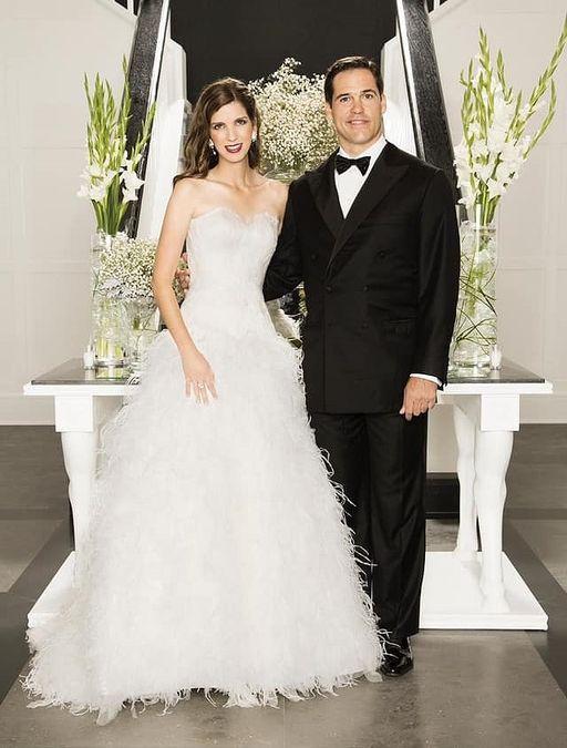 couple royal - anniversaire de mariage