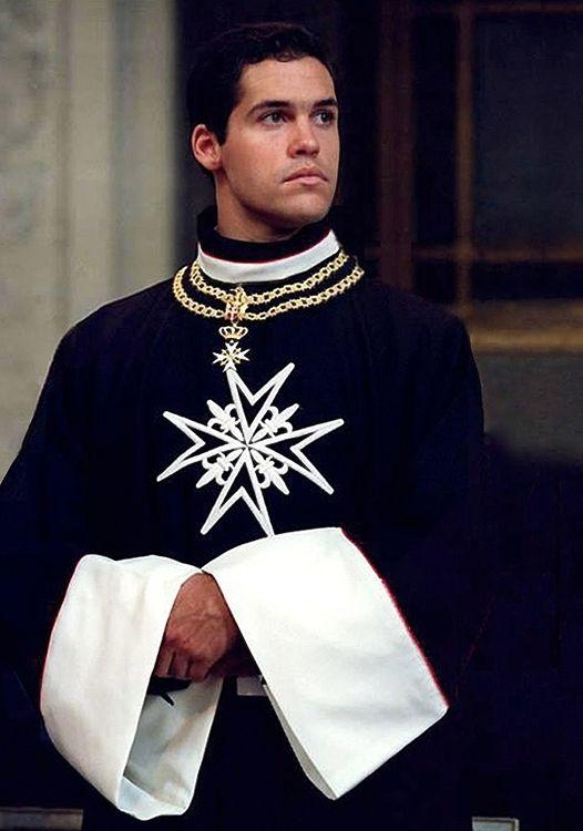 Louis XX - chevalier de Malte