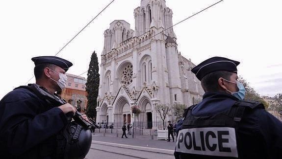 Nice basilique Notre-Dame de l'Assomption