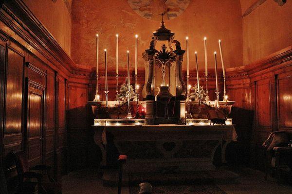 Messe Rorate 23 décembre 2020 - 1