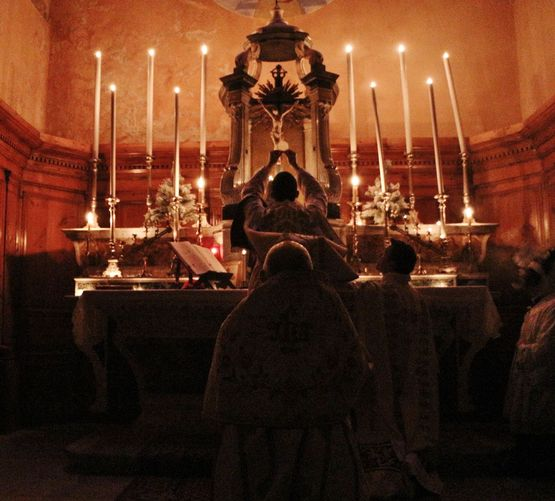 Messe Rorate 23 décembre 2020 - 2