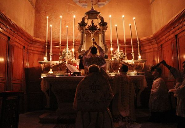 Messe Rorate 23 décembre 2020 - 3