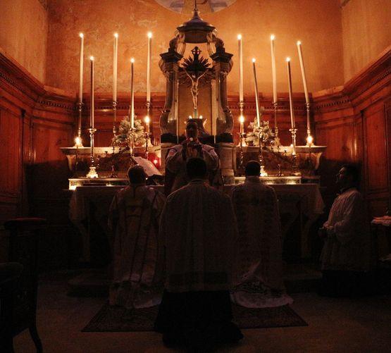 Messe Rorate 23 décembre 2020 - 4