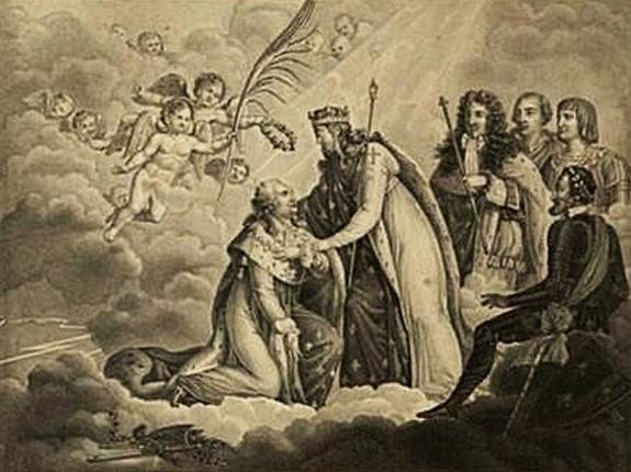 apothéose de louis XVI