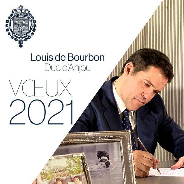 Louis XX - Vœux 2021