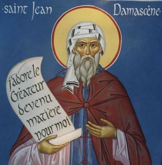 Saint Jean Damascène