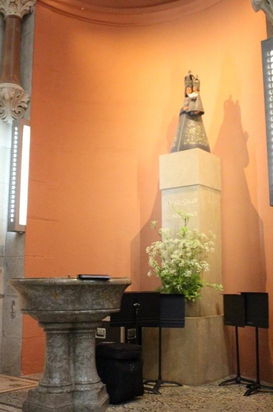 Basilique de La Louvesc - chapelle de la Vierge
