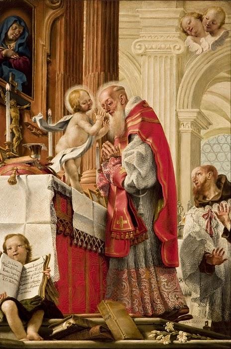Messe de Saint Laurent de Brindes