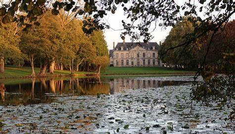Abbaye de Blanchelande état actuel
