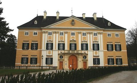 château de Frohsdorf (près de Vienne)
